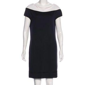 St John wool-blend dress w/ Tag XS/2 loose fit